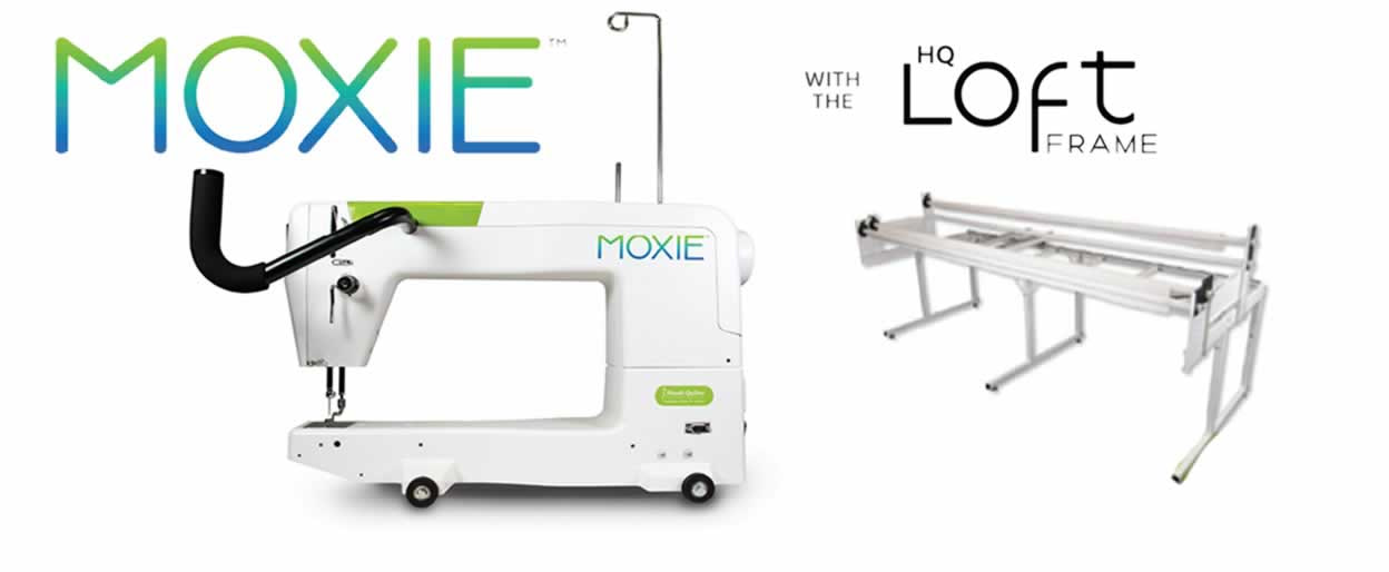 Handi Quilter Moxie 15