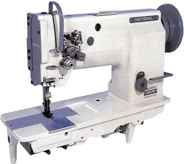 Artisan 4420 RB Two Needle, High Speed Walking Foot (Unison Feed) Lockstitch Sewing Machine