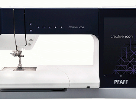 PFAFF Creative Icon 2 Sewing & Embroidery Machine