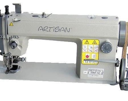 Artisan 1797-1C Edge Trimmer Walking Foot Sewing Machine