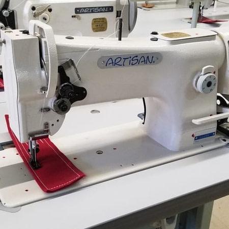 artisan 206RB Compound Needle Walking Foot Sewing Machine