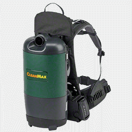CleanMax™ Cordless Backpack Vacuum