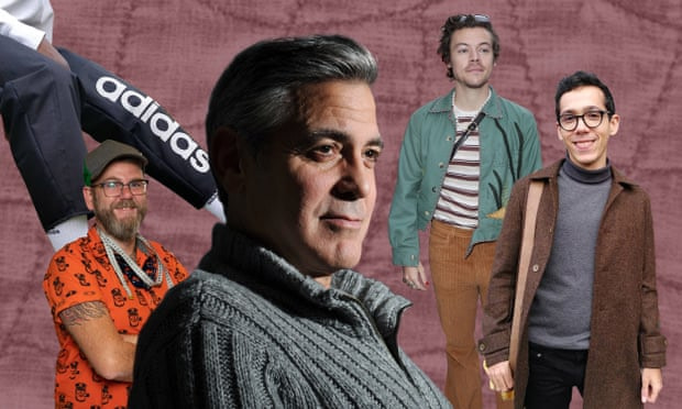George Clooney and the men who sew